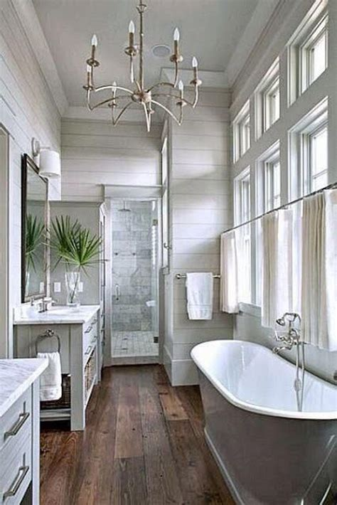 farm style bathroom 20 cozy and beautiful farmhouse bathroom ideas home