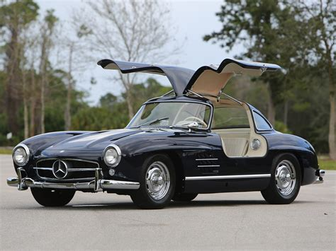 Mercedes Gullwing by Rm Sotheby S 1956 Mercedes 300 Sl Gullwing Amelia