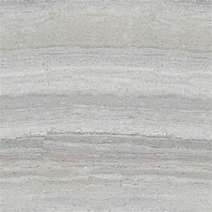 Silver travertine slab texture seamless 02546