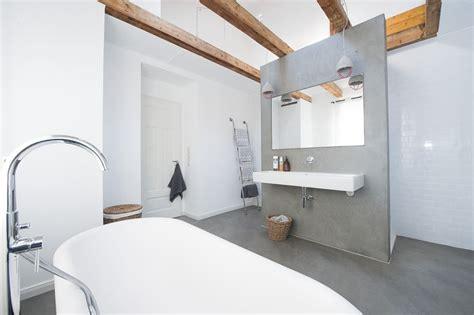 Badezimmer Ideen Ohne Fliesen by Wohnideen Wandgestaltung Maler Fugenloses Bad Ohne