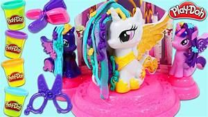My Little Pony Bettwäsche : play doh my little pony mlp canterlot court with princess twilight sparkle more youtube ~ Watch28wear.com Haus und Dekorationen
