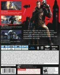 Wolfenstein: The New Order - PlayStation 4 [NA] - VGCollect