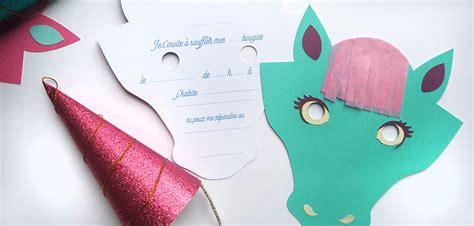 chambre de fille de 11 ans l invitation licorne printable minireyve