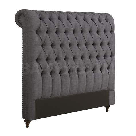 gray tufted grey padded headboard trends including tufted awesome gray