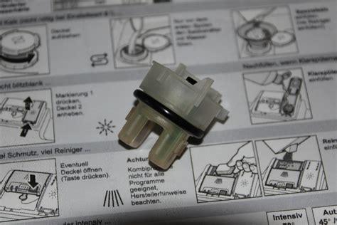 Reset Bosch Geschirrspüler by Miele Geschirrsp 252 Ler Reset Tastenkombination Dekoration