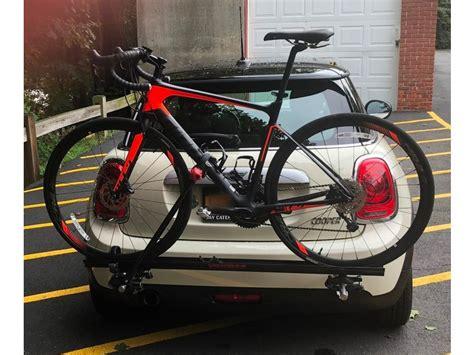 Mini Cooper Bike Rack Mounting System Gen3 F56