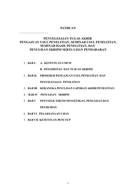 Contoh Jurnal Ilmiah Skripsi - Ndang Kerjo