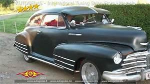 Chevrolet Fleetline 1948