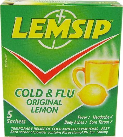 Medicine Cabinet Pharmacy by Buy Lemsip Cold Amp Flu Sachets 5 At Health Chemist Online