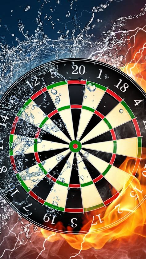 wallpaper darts   wallpaper hd wheel target fire