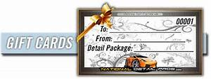 home mobile car detailing national detail pros With automotive gift certificate template