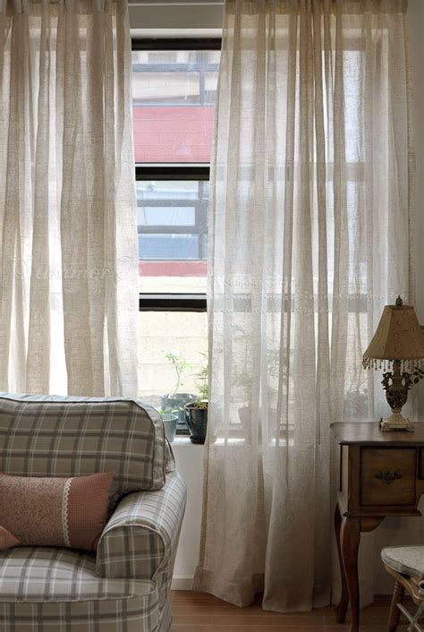 Country Style Living Room Curtains by Country Style Curtains For Living Room Living Room