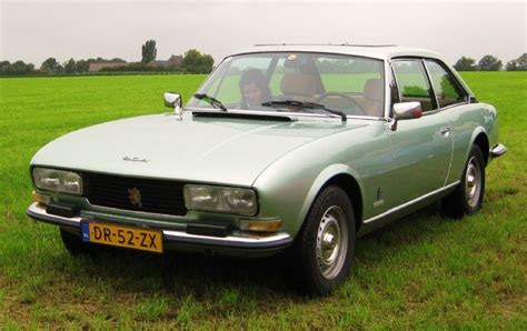 peugeot cars old models classic and vintage cars 1979 peugeot 504 coupe