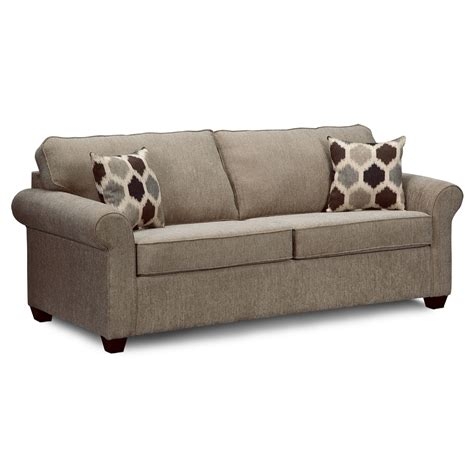 value city furniture sleeper sofa fletcher queen sleeper sofa value city furniture