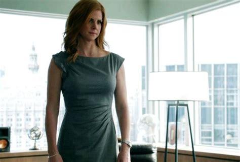 Donna Paulsen, Suits Series And Sarah Rafferty
