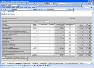 Vordruck Für Nebenkostenabrechnung : nebenkostenabrechnung mit excel vorlage zum download ~ Michelbontemps.com Haus und Dekorationen