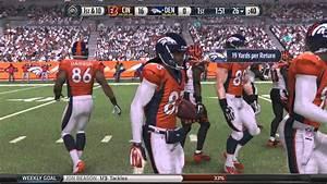 Franchise Mode: Madden NFL 16 - Episode 18 - Bengals Vs ...
