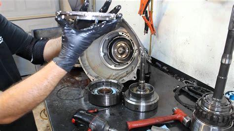 transmission teardown inspection  dodge ram