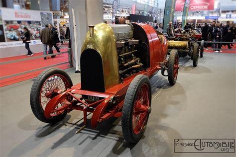 Fiat S 76 Bte De Turin De 1911 Vue Retromobile 2018