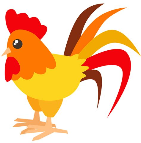 Rooster Clipart Rooster Clip Clip Farm Clipart