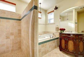 color  walls    light brown tile home