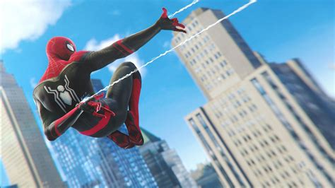 spider man   home ps game  wallpapers hd wallpapers id