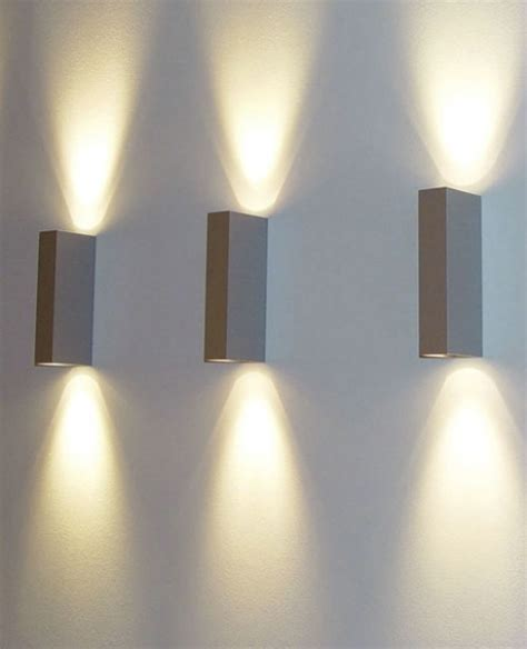 lis barr rectangular wall light aluminium review