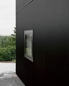 More black copper mini corrugated orb metal siding 39tumle for Black corrugated metal siding