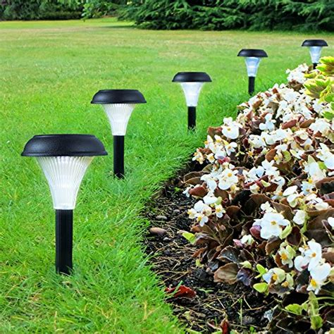 best outdoor solar powered pathway lights 2017 top