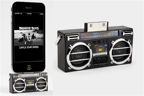 interior decor kitchen mini boombox mp3 iphone speaker bonjourlife