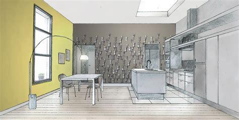 papiers peints pour cuisine du papier peint dans la cuisine au fil des