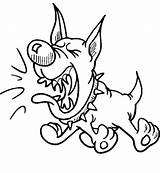 Barking Dog Coloring Loud Luna Dogs Hat Colorear Mexican Dibujos Actions Simple Wearing Perros Colorluna Visitar sketch template