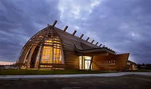 Contemporary Architecture At Its Best: Cree Cultural