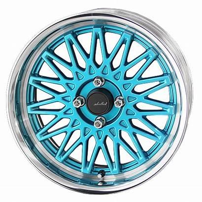 Wheel Ame Shallen Motivejapan 4x100 Mesh Oss