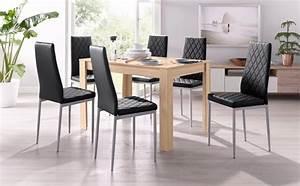 Tv Tisch 120 Cm : essgruppe mit tisch in eichefarben s gerau breite 120 cm 5 tlg online kaufen otto ~ Markanthonyermac.com Haus und Dekorationen