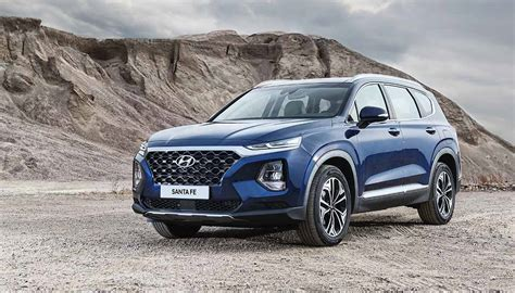 2019 Hyundai Santa Fe Engine by Hyundai Santa Fe Diesel New Engine Option For 2019 Model