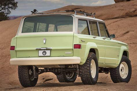 2018 Jeep Wagoneer Concept by Jeep Wagoneer 2018 Concept Motavera