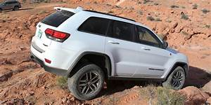 Jeep Grand Cherokee 2017 : 2017 jeep grand cherokee trailhawk review caradvice ~ Medecine-chirurgie-esthetiques.com Avis de Voitures