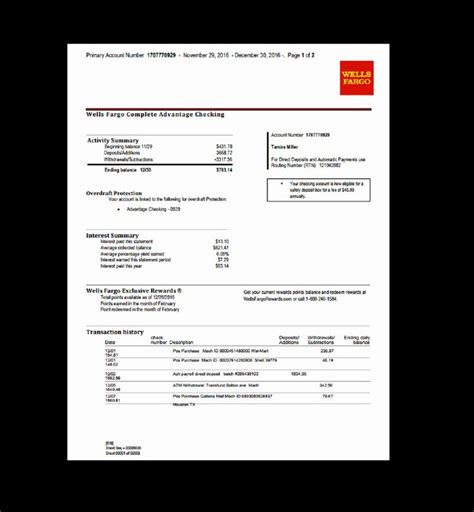 fake chase bank statement unique    chase bank
