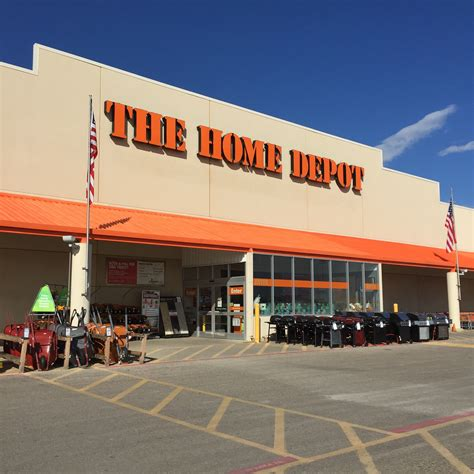 The Home Depot In Lubbock, Tx  Hardware Stores Yellow