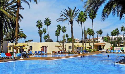 Clubhotel Bungalows Parque Cristobal Bei Cluburlaub.de Buchen