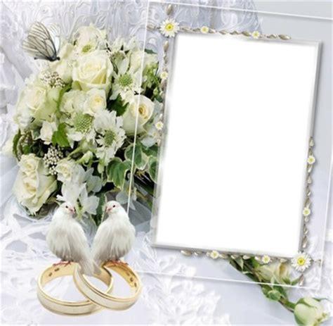 montage photo cadre de mariage pixiz