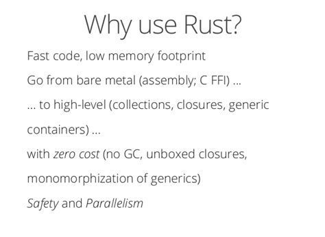 rust programming everyone systems