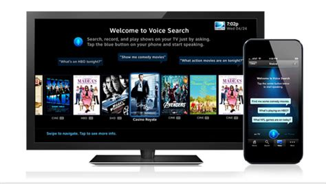 directv app for iphone directv updates iphone app with voice commands mac rumors