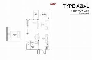 Sims drive urban oasis floor plan 1bedroom loft mysgprop for Urban loft floor plan