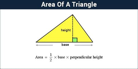 How To Area Of A Triangle Area Of Triangle Definition Solved Exles Byju S