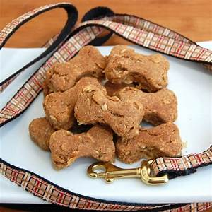 doggie crunchy peanut butter treats keeprecipes