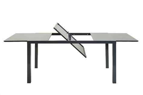 table repas extensible table de repas extensible capucine gris
