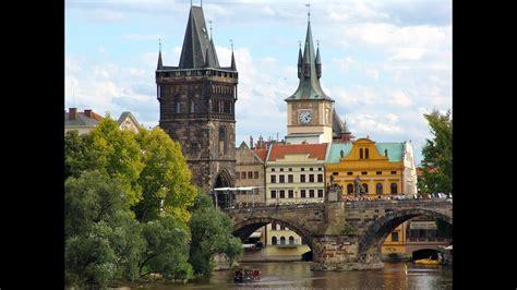 Prague Czech Republic Travel Guide Tourism Vacation