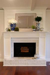 Fireplace, Remodel, On, A, Tight, Budget